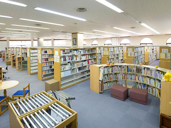 図書館書庫