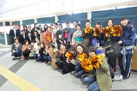 川内駅おもてなし事業