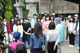 新田神社②