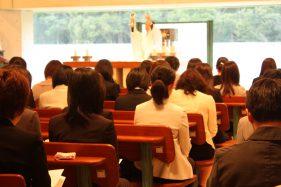 入学式挙行