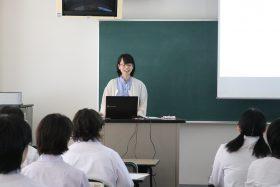 鹿児島純心女子高校フロンティアコース大学見学