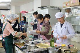 薩摩川内市農産物販売促進協議会主催「さつませんだい農産物の味」料理コンクールに参加