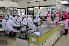 学生のための食活講座