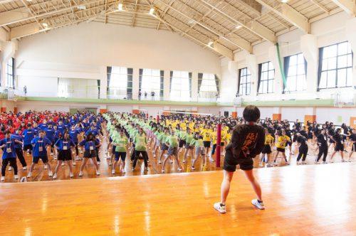 平成30年4月28日(土)「平成30年度体育祭」を行いました