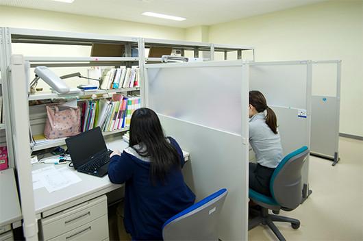 大学院生研究室