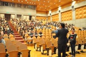 学生と人権意識が表れる行動を実践!