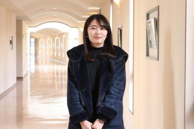 内定者インタビュー 「大学で培った経験を、活かせる社会人に」