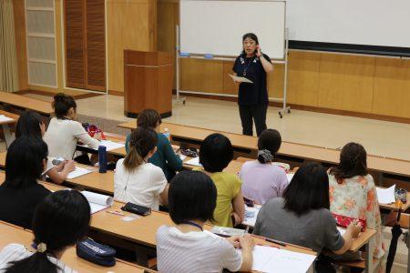小学校英語BRUSH-UP夏季純心セミナー