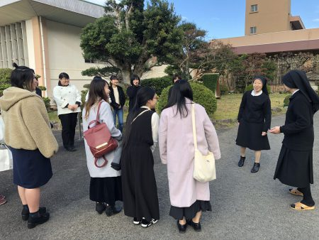 学生サークル長崎研修