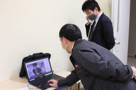 オンライン授業導入