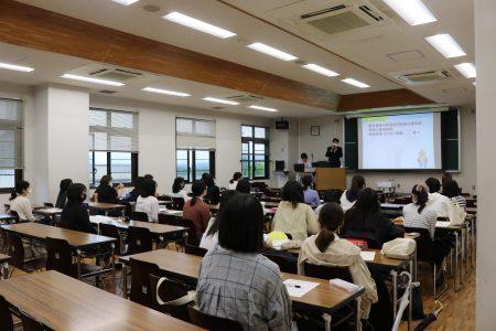 「鹿児島県が望む教師像」講演会