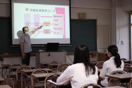 編入学説明会を開催