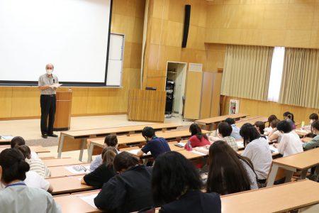 「令和3年度 小学校英語BRUSH-UP春季純心セミナー」を開催