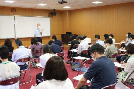 「小学校英語BRUSH-UP夏季純心セミナー」を実施