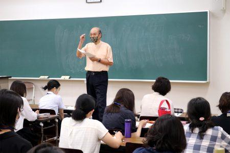 「中学校英語授業力アップ講座」を開催