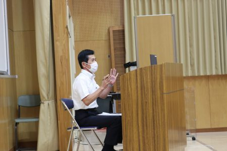 教育・心理学科オープンキャンパスを開催しました