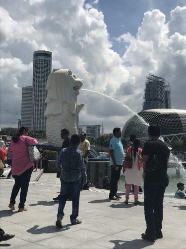 シンガポールで約5ヶ月間インターンシップに参加しました!