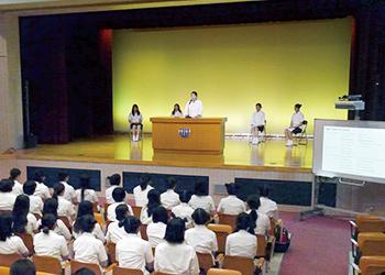 英語弁論大会