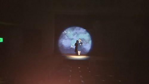 現代ビジネスコース『第43回純短祭』舞台発表リハーサル