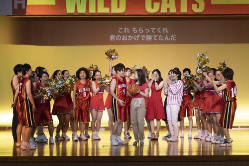 英語科2年生 英語ミュージカル「High School Musical」動画紹介