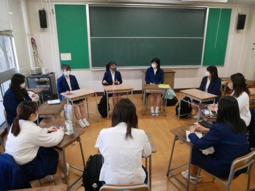 「国立大学編入学試験受験報告会」を開催しました