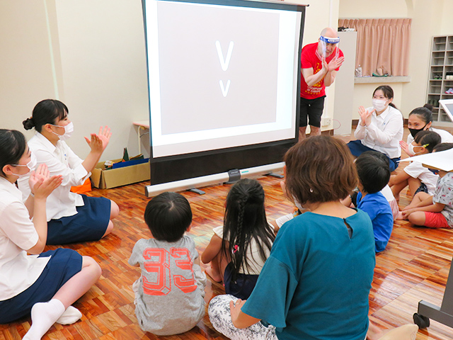 はじめての英会話 幼児コース
